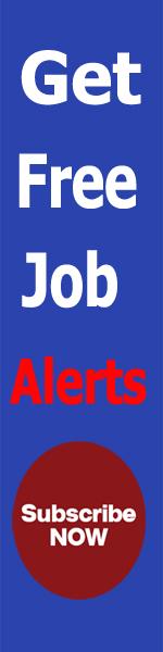 Get Free Job Alerts
