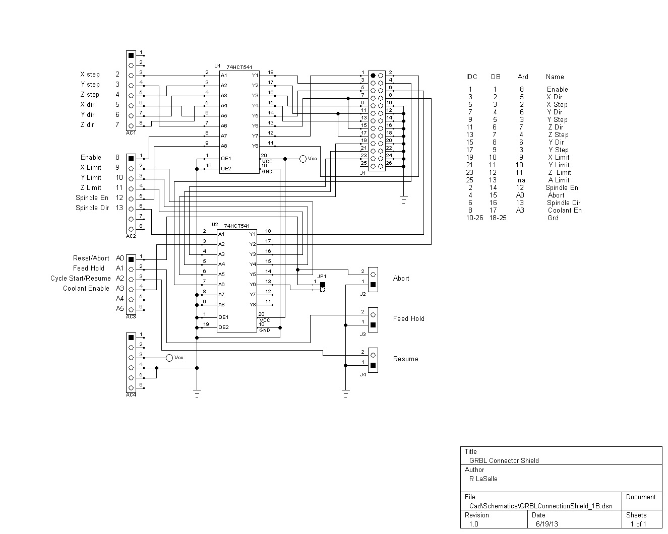 small resolution of cnc router project of making awesome grbl arduino connector shield
