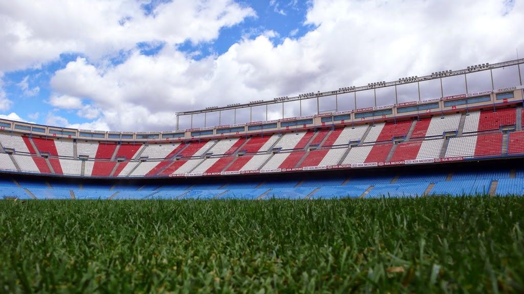 Imagen del estadio: Vicente Calderón