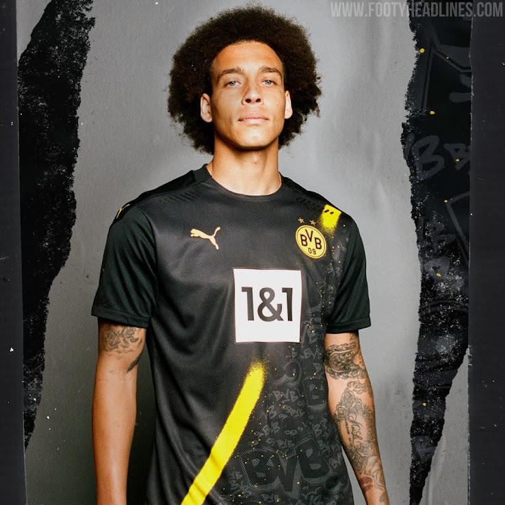 How Next Season S Dortmund 21 22 Away Kit Could Look Like Using Leaked Info Footy Headlines