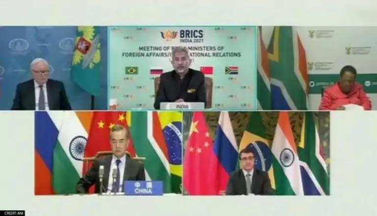 BRICS: Jaishankar Highlights 'Territorial Integrity' In Chinese FM's Presence Amid LAC Row