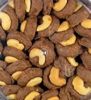 Resep Kue Kering Coklat Kacang Mede Renyah