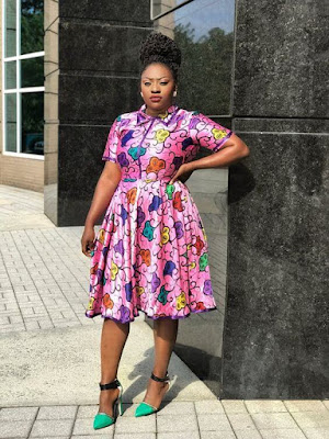 Kitenge style attire materials became progressively famous across Africa and a number of  29+ Latest Kitenge Styles Attires For African plus size Women