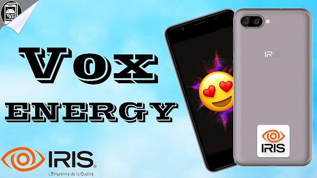 سعر ومواصفات  IRIS Vox Energy