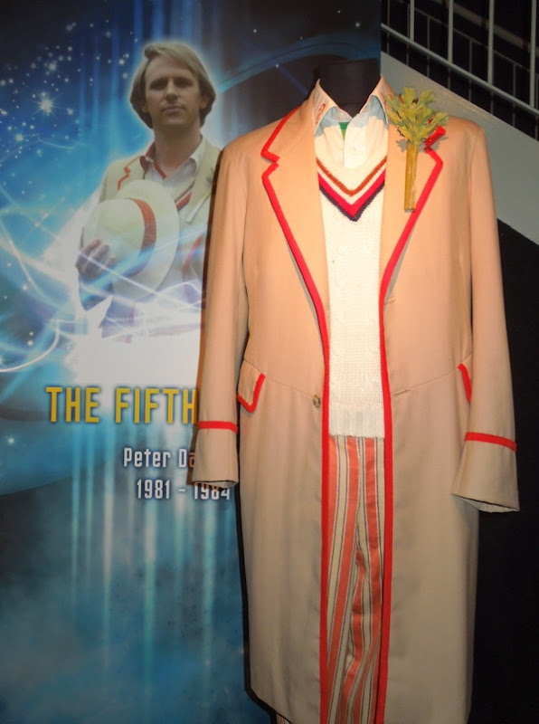 5th Doctor Who costume