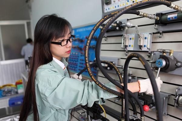 Ngành Cơ điện tử có nhu cầu nhân lực cao