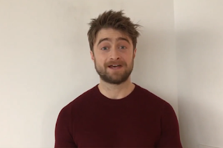 Denville Hall: Daniel Radcliffe's message