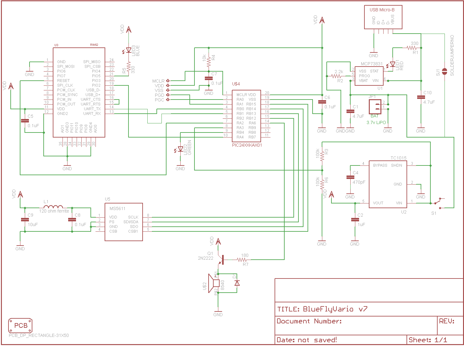 The schematic and PCB layout are shown below. The gerbers or  microcontroller code are available for personal use on request, please  email me.