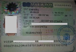 Tipos de Visado en Derecho de Extranjería.