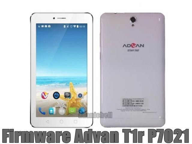 Firmware Advan T1r P7021