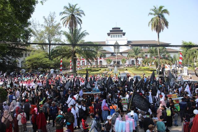Pawai Tauhid Bandung