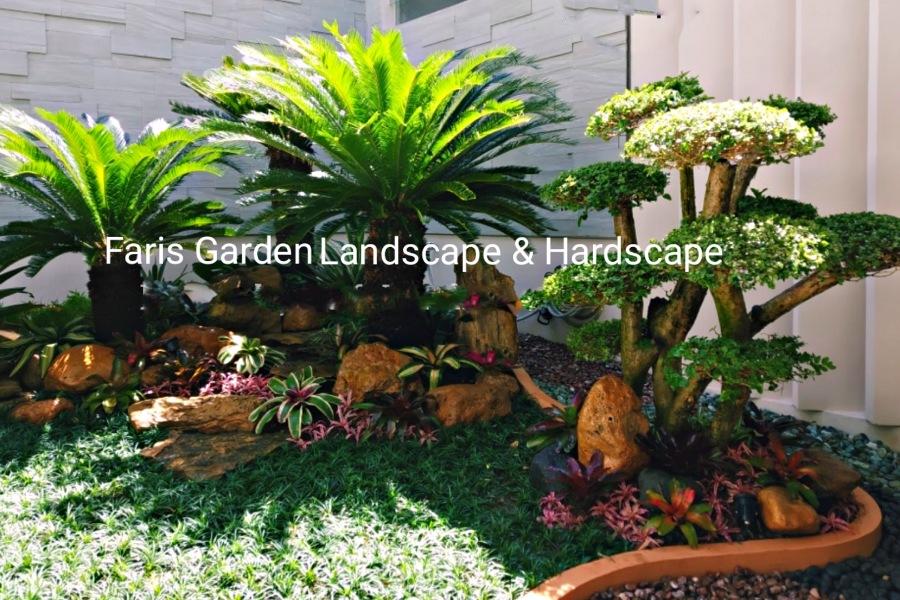 Jasa Taman, Tukang Taman, Jasa Pembuatan Taman di Sragen