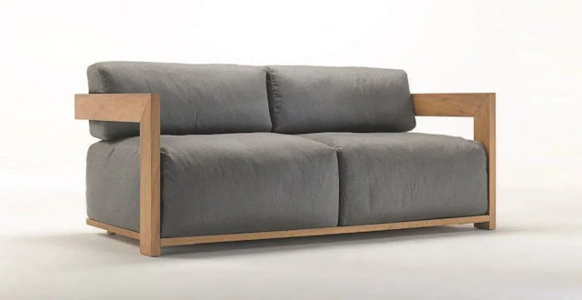 12 Model Sofa Kayu Sederhana