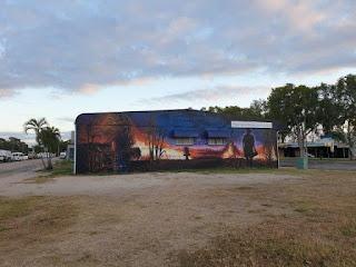 town murals, Home Hill
