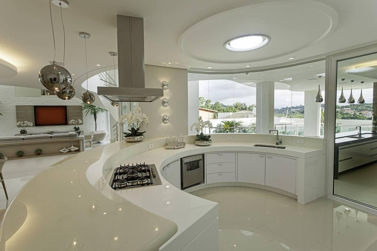 Decor Salteado Blog De Decora O Arquitetura E Constru O ~ Mansões Por Dentro Cozinha
