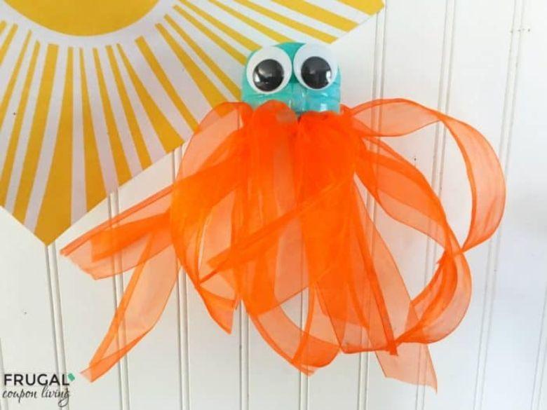 jellyfish under the sea craft