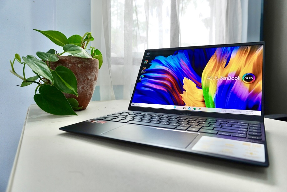 5 Reasons Why ASUS Zenbook 13 OLED is the Best Laptop for Techies and Yuppies