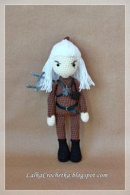 http://lalkacrochetka.blogspot.com.es/2016/04/the-witcher-doll-lalka-wiedzmin.html?spref=pi