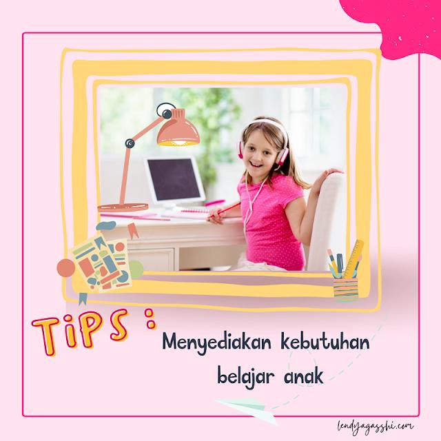 Kelas Pintar : Tips Belajar Online