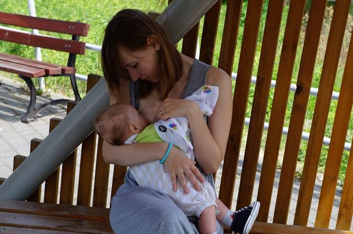 Ekwipunek matki karmiącej + test wielorazowych wkładek laktacyjnych