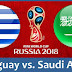 Match Preview: Uruguay vs Saudi Arabia