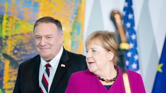 Άθλιο σχέδιο ΗΠΑ-Γερμανίας για αποστρατικοποίηση των νησιών μας