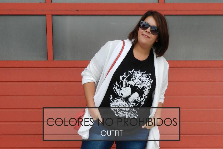 EL BLANCO NO ES COLOR PARA GORDAS · Outfit