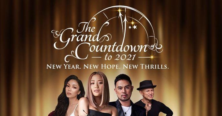 Resorts World Manila's The Grand Countdown to 2021