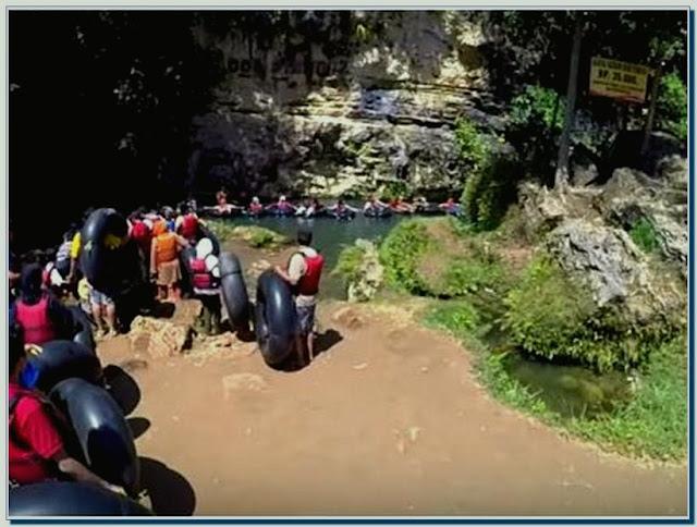 Lokasi Wisata Goa Pindul Jogja