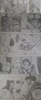 One Piece manga 986 spoilers