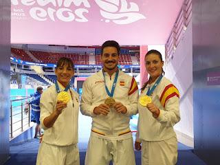 JUEGOS EUROPEOS Minsk 2019 - Laura Palacio se convierte en campeona de kumite +68kg