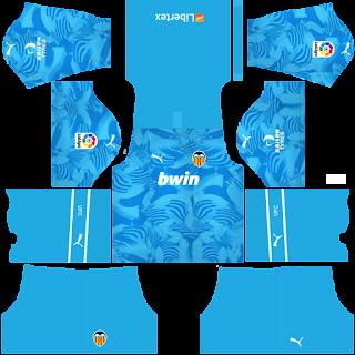 Valencia CF Dream League Soccer fts 2019 2020 DLS FTS Kits and Logo,Valencia CF dream league soccer kits, kit dream league soccer 2020 2019