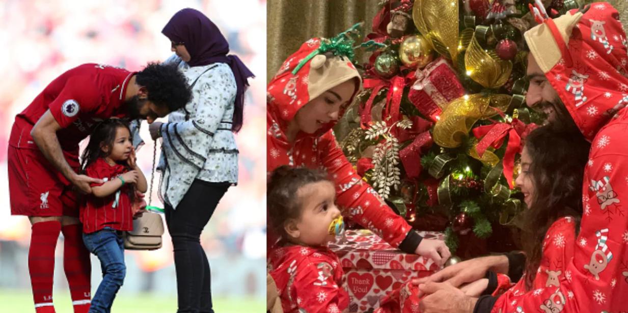 Unggah Foto Nuansa Natal, Mohamed Salah Dikecam Penggemar