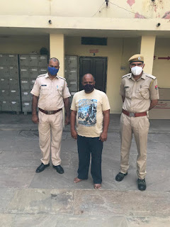 Jaipur Crime News yesterday rajasthan latest crime news breaking crime in rajasthan
