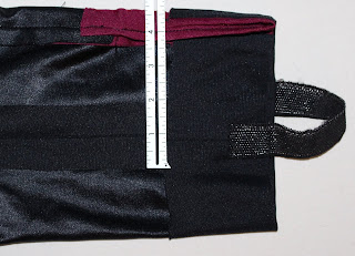 TNG season 2 admiral uniform - trousers seam allowance