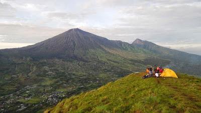 Top Pergasingan Hill Sembalun Lawang