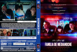FAMILIA DE MEDIANOCHE - MIDNIGHT FAMILY 2020 [COVER - DVD]