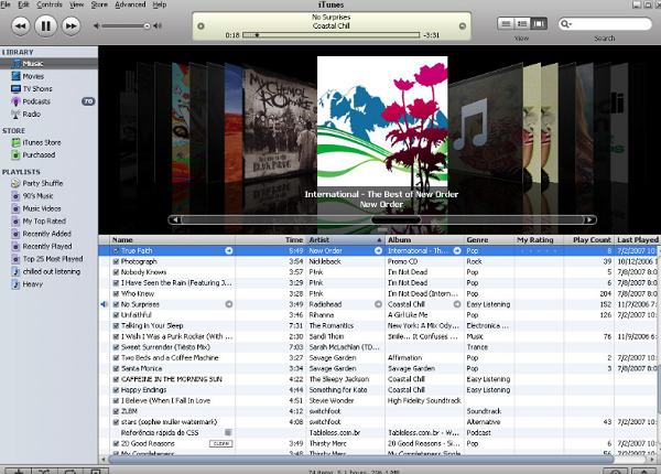 Tải iTunes mới nhất cho Máy tính win 7, 8, 8.1, win xp, 10 cực dễ dàng c