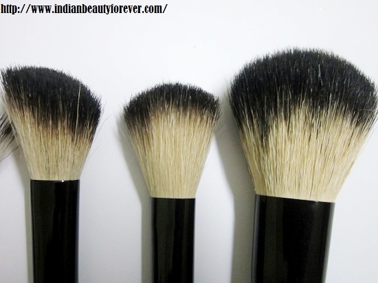 powder blush brush