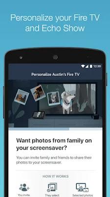 Screenshot Amazon Photos
