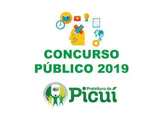 Prefeitura de Picuí convoca aprovados em Concurso Público