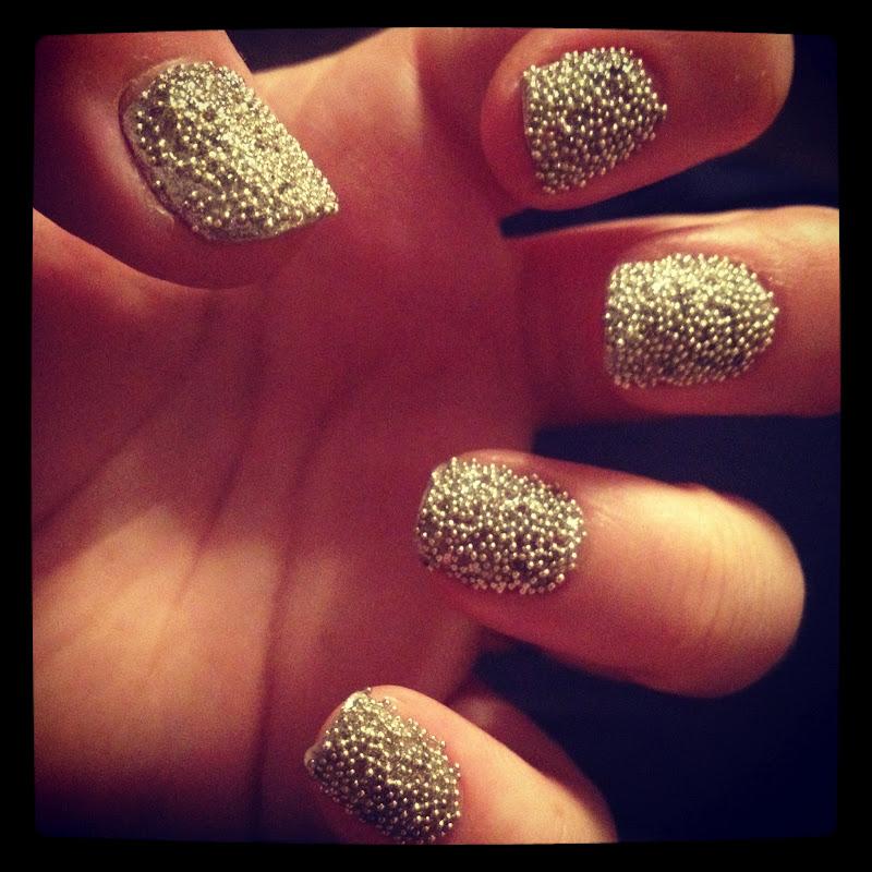 microbead-manicure