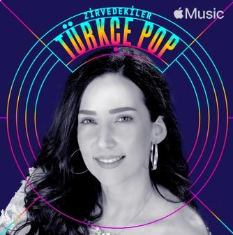 Zirvedekiler Türkçe Pop (iTunes) Haziran 2021 indir