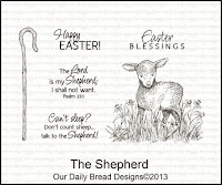 Our Daily Bread designs The Shepherd
