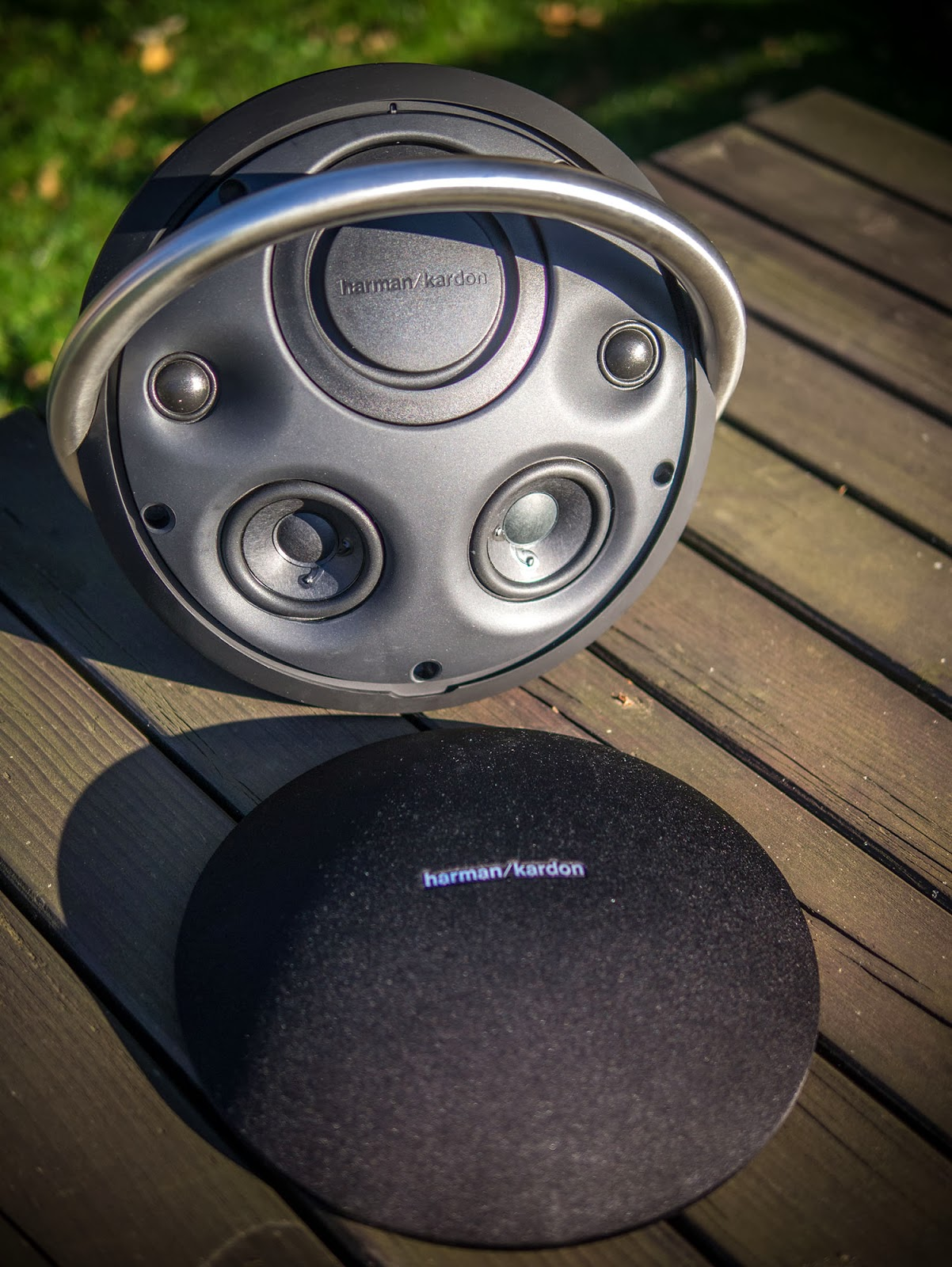 Oluv's Gadgets: Review: Harman Kardon Onyx - the ultimate