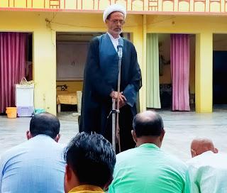बकरीद पर मस्जिदों में अदा की गयी नमाज    #NayaSaberaNetwork