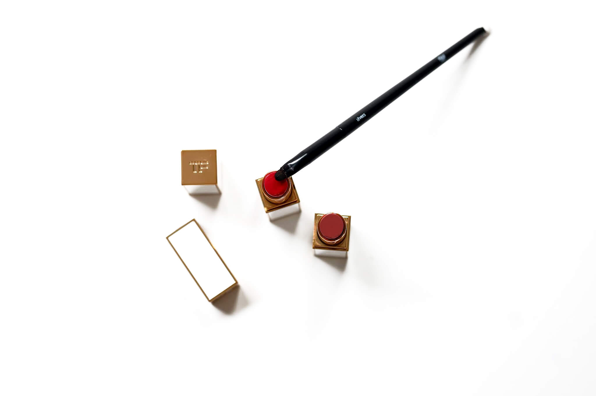 Tom Ford Ultra Shine Lip Color 03 Nubile 07 Willful