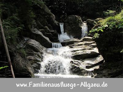 Wasserfall im Ostertal-Tobel