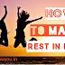How to Make Rest of Life, Best Your Life, Top best Tips to Make Rest of Life 2020.