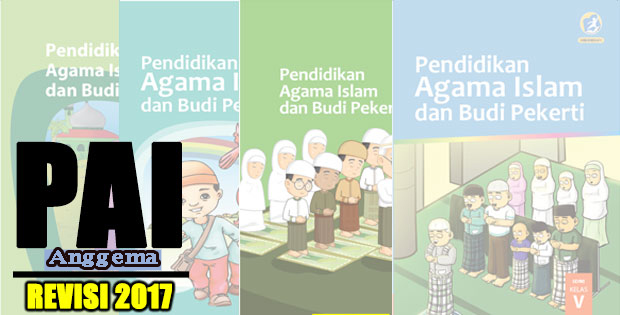 Download Free Buku PAI SD/MI Kurikulum 2013 Revisi 2017